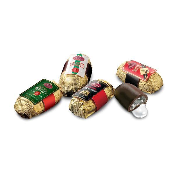Cioccolatini liquore - Vannucci