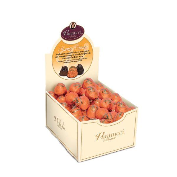 Pralina Sorrisi Orange - Vannucci